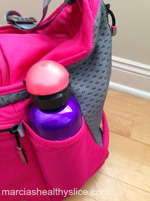 The Water Bottle Holder May Be My Favorite Features A Spilled Inside Gym Bag Have Scarred Me For Life