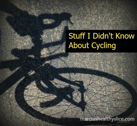 Stuff I Didn't Know About Cycling