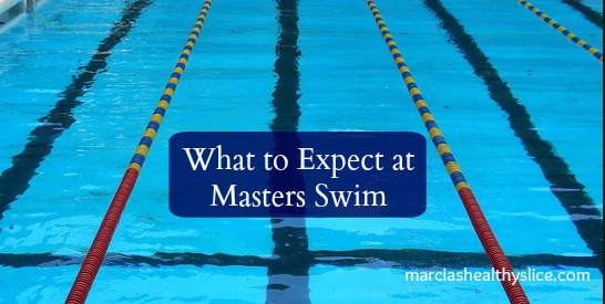 What to expect at masters swim