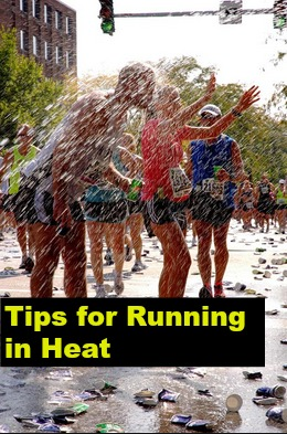 Tips for running in heat
