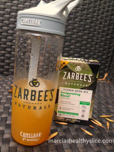 zarbees invigorate