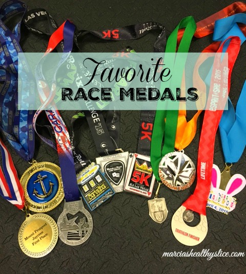 Favorite Race Medals