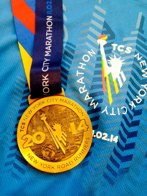Best Medals NYCM swag