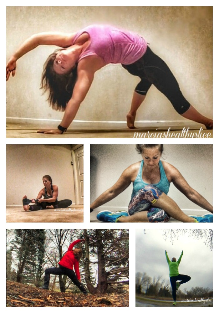 Yoga Prana collage