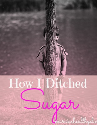 how i ditched sugar
