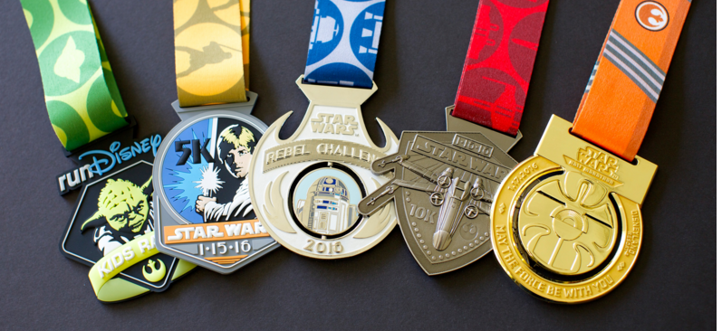 medals star wars rebel challenge