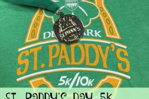 Race Report: St. Paddy's Day 5k