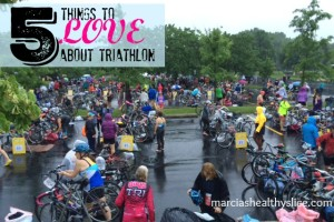 5 Things to Love About Triathlon