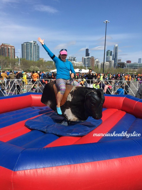 cinco de miler mechanical bull