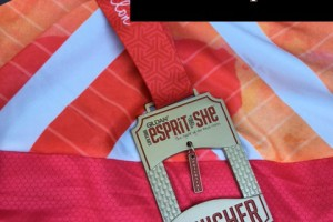 Espirit de She Triathlon Race Report