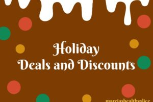 Holiday Deals and Discounts