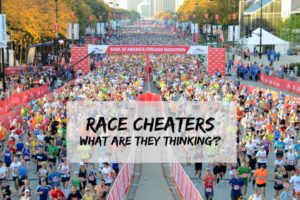 Race Cheaters: What Are They Thinking?