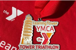 Tower Triathlon Race Recap