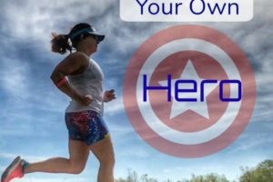 It's Race Week: Here's How I'm Being My Own Hero