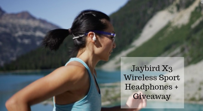 Rock Out Your Run with Jaybird Wireless Headphones + a Giveaway