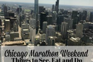 Chicago Marathon Weekend: Things to See, Eat and Do