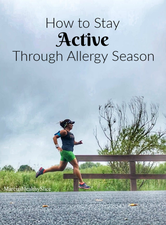 Tips for Staying Active Through Allergy Season | The Healthy